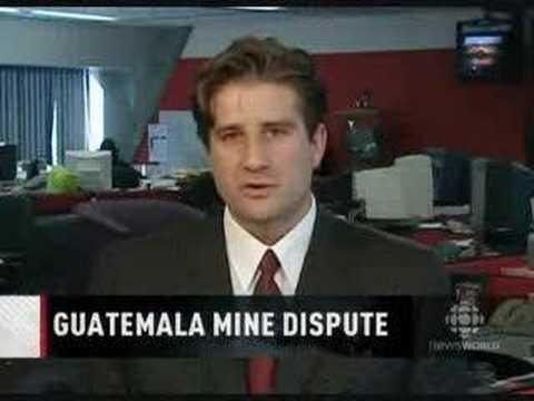 Canada mining in Guatemala