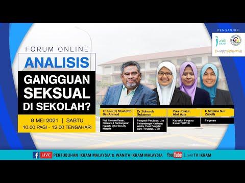 ANALISIS 2 | Gangguan Seksual Kini Di Sekolah?