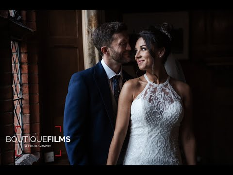 Louise & Daniel 26-05-19 Leez Priory highlights | Boutique wedding films & photography