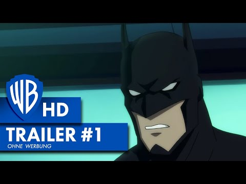 SON OF BATMAN - Trailer Deutsch HD German
