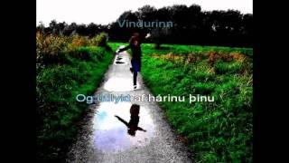 Sigur Rós - Hoppípolla (lyrics)