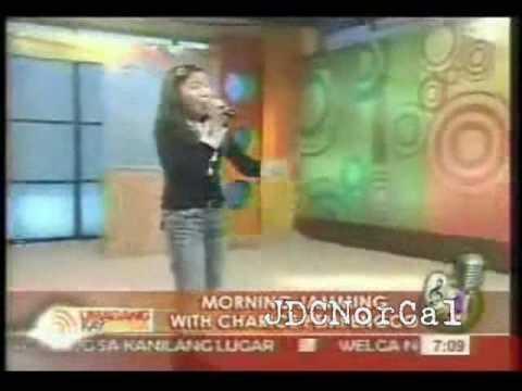 Charice singing live &  Destiny's Child w/ Beyonce -