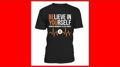 BITCOIN T SHIRT | Bitcoin t shirt design | I accept bitcoin t shirt