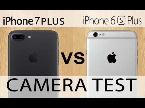 iphone 7 plus vs iphone 6s plus camera test youtube. Black Bedroom Furniture Sets. Home Design Ideas