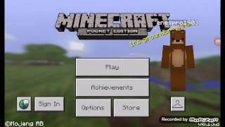 Minecraft Pe nasıl koy bulunur