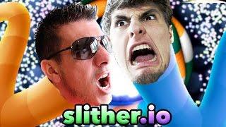 Slither.io: COMO FICAR GIGANTE !!!