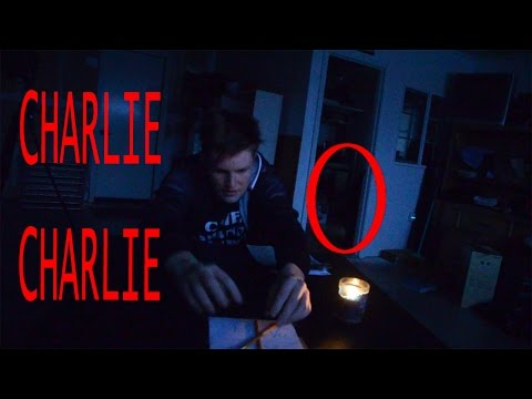 charlie ghost game