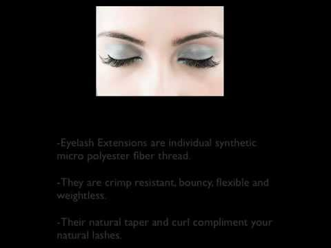 Eyelash Extensions At Top Shop Salon And Day Spa In Worcester, MA