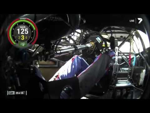 V8 Supercars 2013 Onboard Lap with Mark Winterbottom at Darwin (Skycity Triple Crown)
