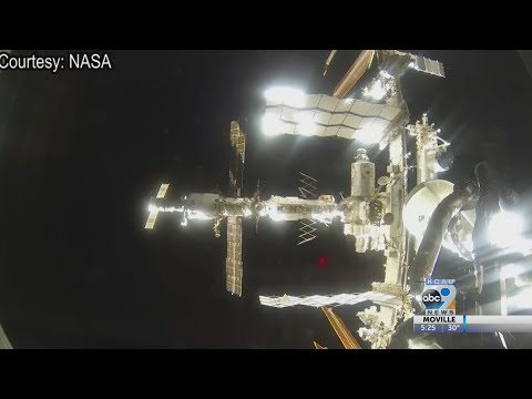 Doctor Helps Astronaut with Blood Clot