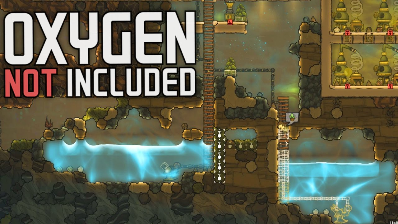 ONI - Clean Water Storage Tank! - Ep  7 - Oxygen Not Included Alpha Gameplay