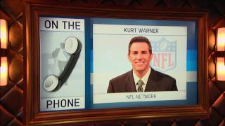 NFL Network Analyst Kurt Warner on Tony Romo's Mindset with QB Situation - 10/20/16