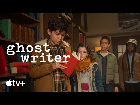 Ghostwriter — Official Teaser Trailer | Apple TV+