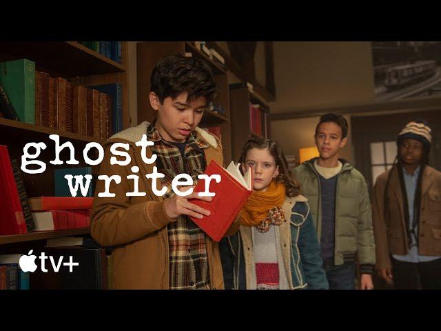 Ghostwriter Official Teaser Trailer Apple Tv