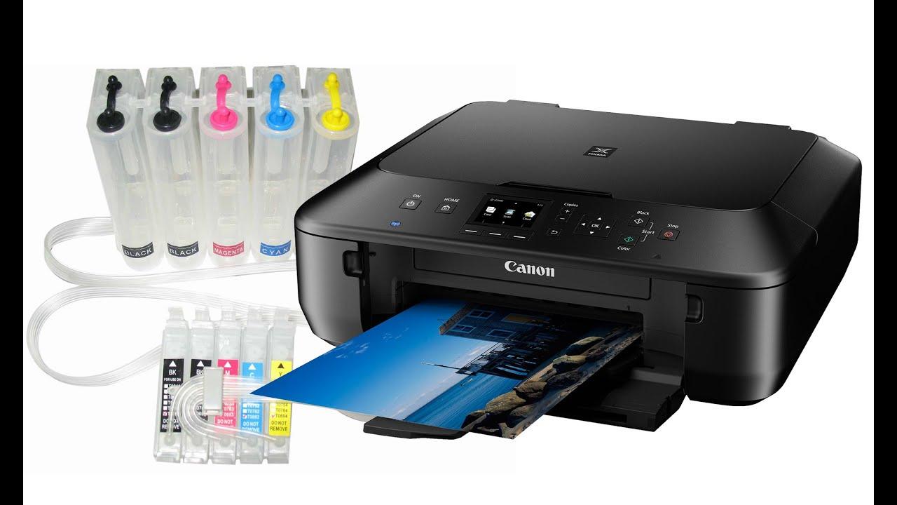 Canon compatible Bulk Refill Ink MP620 MP630 MP640 MX850 MX860 MX870 521 520 525