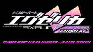 Trigger Heart Exelica Enhanced in game Cutscene