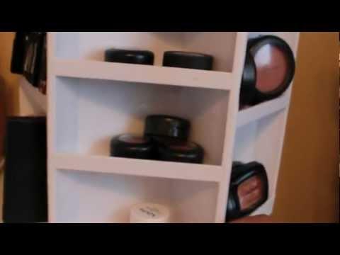 Review: Lori Greiner Spinning Cosmetic Organizer
