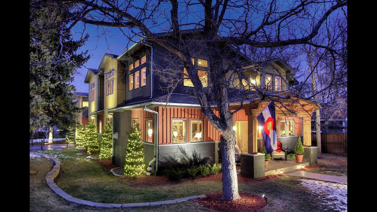 Redwood Ave Boulder Colorado Luxury Home For Sale YouTube - Colorado luxury homes