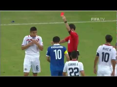 COSTA RICA VS GREECE | ALL GOALS & HIGHLIGHTS |29-6-2014 [HD]