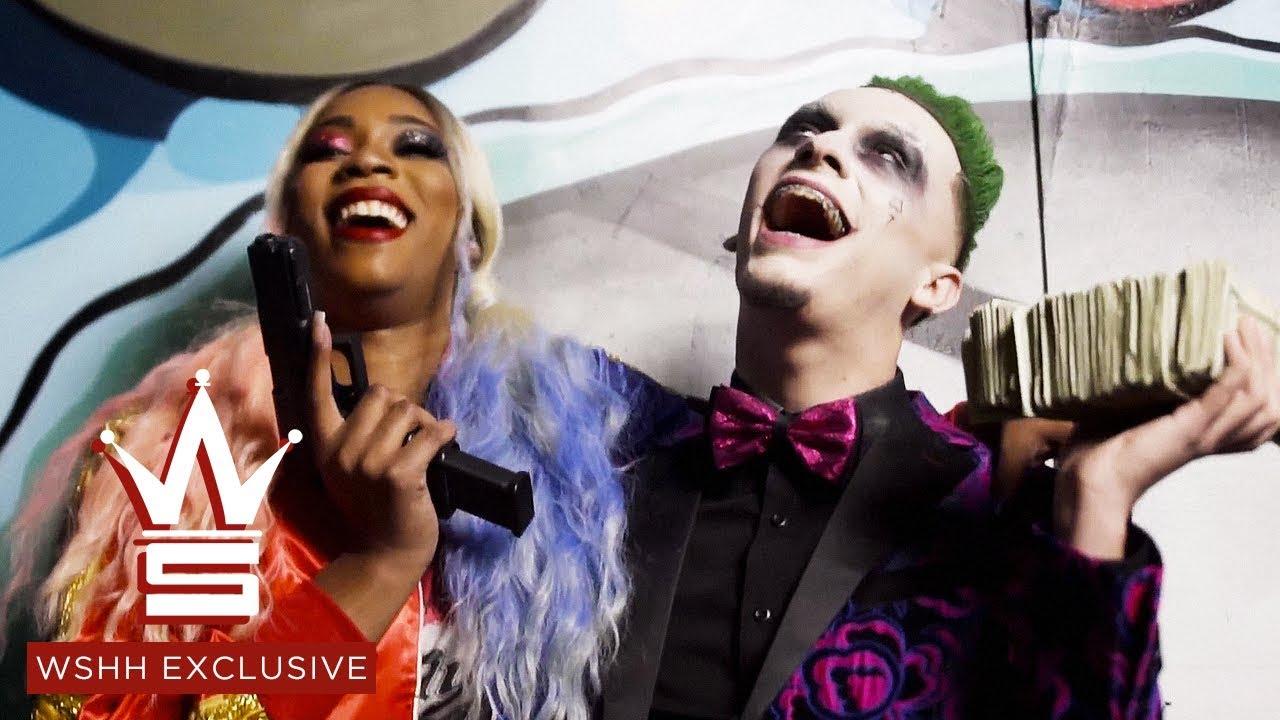 White $osa - Mind Of Baby Joker