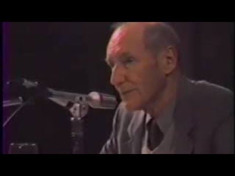 William S. Burroughs - The Technology of Wishing 1/2