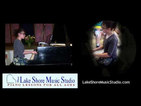 The Genius Next Door (cover) The Lake Shore Music Studio - Piano Lessons Chicago