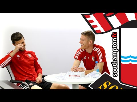 #InTheBox: Shane Long & Steven Davis