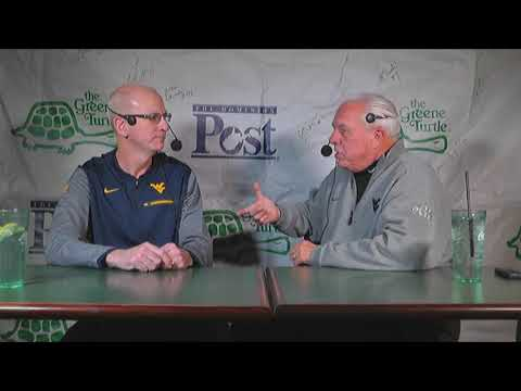 Courtside with Billy Hahn 1/18/18