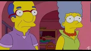 Simpson ITA   La morte di Homer!   Parte 1 Episodio 18 Stagione 25 HD