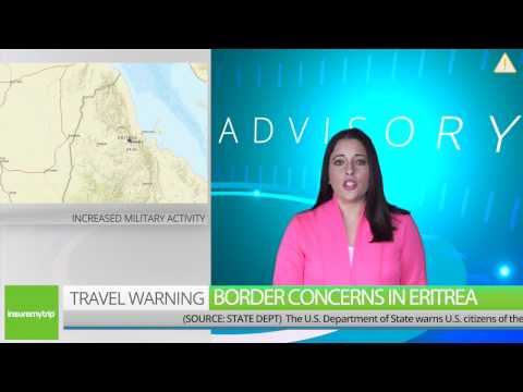 Eritrea Travel Warning