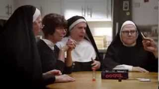 TV Commercial - Hasbro - Taboo - Nuns Playing Taboo