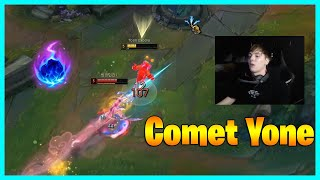 Here's Why Arcane Comet Yone Is The Best Choice...LoL Daily Moments Ep 1403