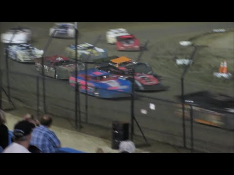 East Bay Raceway Park | Limited Late Models | Feature Race | 4-23-16