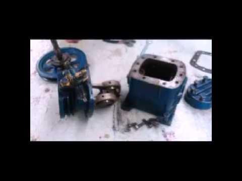 Armado Y Desarmado De Un Compresor Veracruz MX