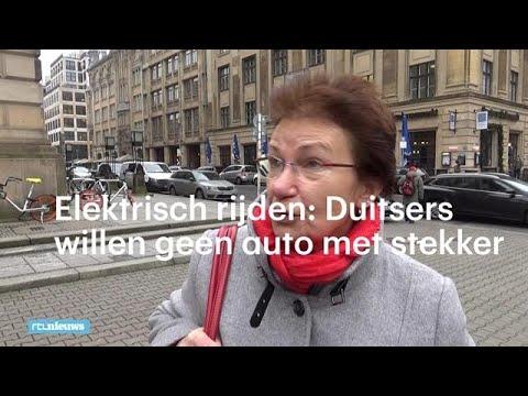 Duitsers Willen Geen Elektrische Auto Voor Mij Is Het Geen