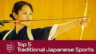 From Kyudo to Kemari | Top 5 Traditional Japanese Sports