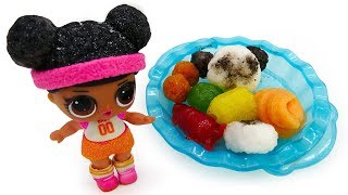 LOL surprise dolls and toys. Kids' cooking videos.