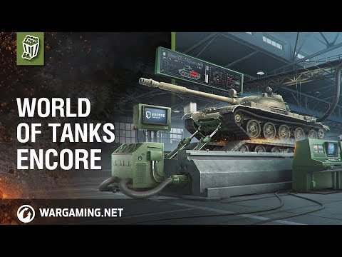 PC: Test the new engine with World of Tanks enCore