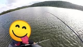 Первая рыбалка в сентябре.Щука на джиг.
