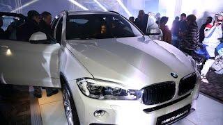 Презентация Нового BMW X6 в Кыргызстане.(Новый BMW X6 с его солидной и яркой внешностью и непревзойденными динамическими качествами подтверждает..., 2015-01-30T03:38:27.000Z)