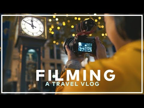 HOW TO FILM a Travel Video | Filmora9 Travel Vlog Series