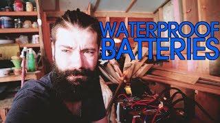 Waterproof Lithium Batteries - Sink or Swim 113