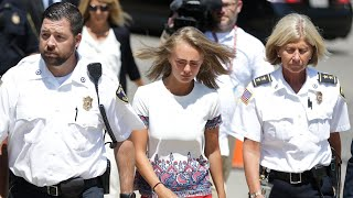 Teen Who Convinced Boyfriend to Kill Himself Cried Before Her Sentencing