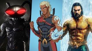 Aquaman's Apprentice: Aqualad