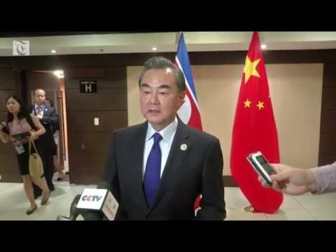 China urges North Korea to stop missile tests