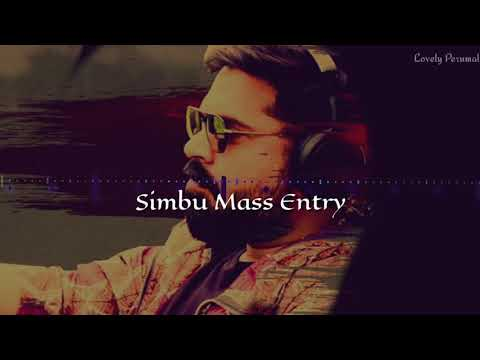 CCV simbu mass entry💥Bgm RINGTONE 💥Tamil whatsapp status💥Lovely perumal💥
