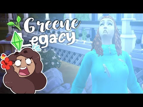 Abducted By Aliens?! ???? Greene Legacy: Growing Years • #29