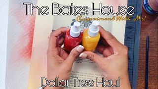 Dollar Tree Crafters Square NEW Craft Supplies Haul | Experiment With Me a Little | Sept 2019