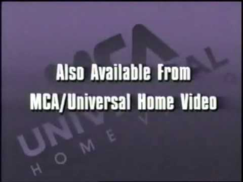 Also Available From Mca Universal Home Video Youtube