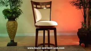 Jefferson Bar Stools - Hillsdale Furniture